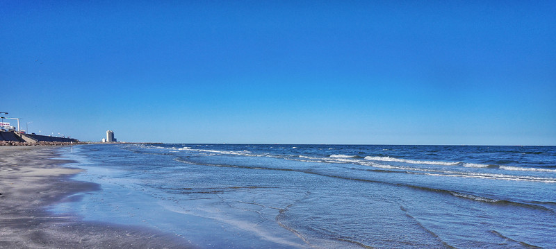 Galveston Island and the Bolivar Peninsula, Texas