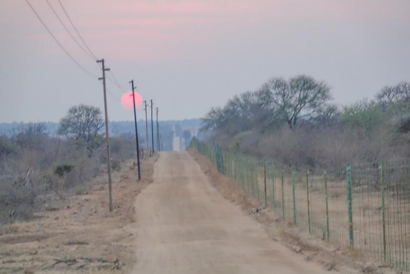 Sunrise, Balule Game Reserve, South Africa