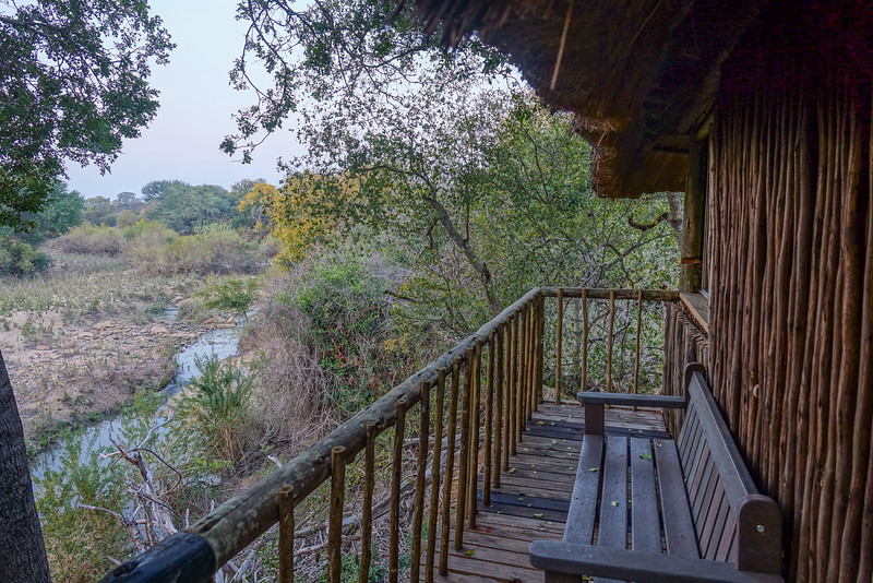 Marc's Treehouse Lodge, South Africa