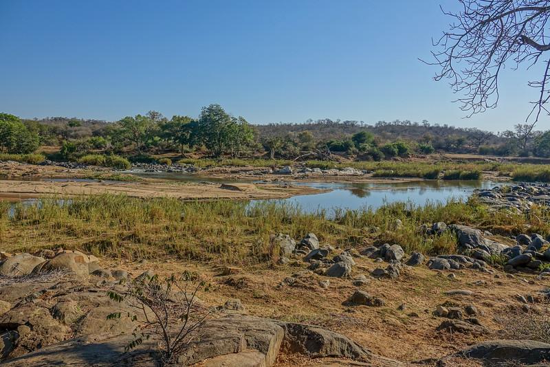 Olifant River, Balule Game Reserve, Greater Kruger NP, South Africa