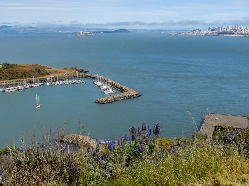 Golden Gate Bridge Vista, San Francisco, CA