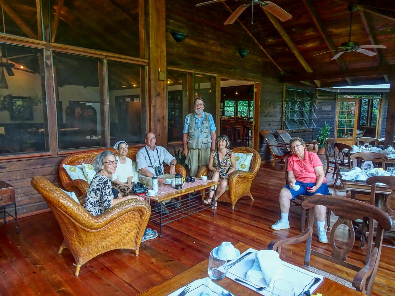 The Point and Shoot Nature Photographers, The Lodge at Pico Bonito Honduras
