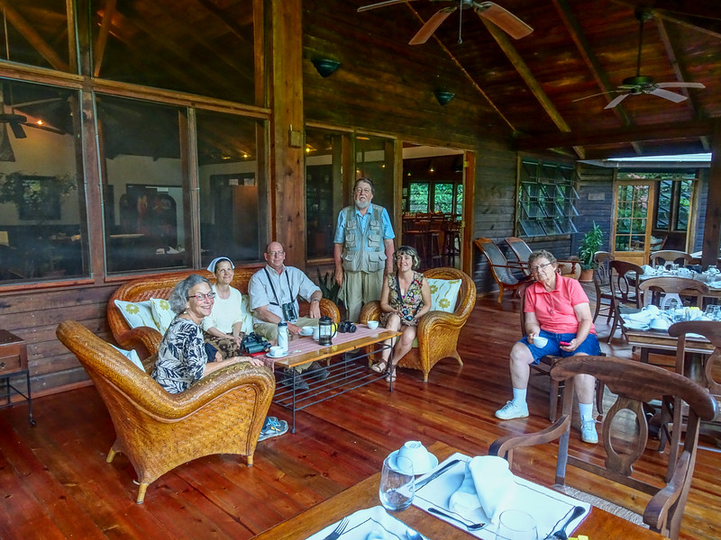 The Point and Shoot Nature Photographers, The Lodge at Pico Bonito Honduras