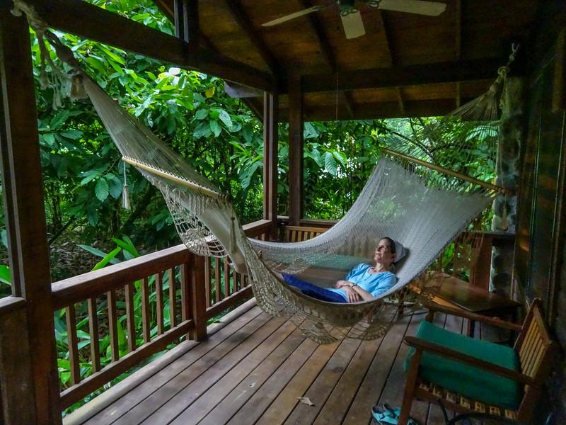 Carol, The Lodge at Pico Bonito, Honduras
