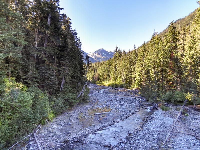 White River, Mt Rainier National Park, WA