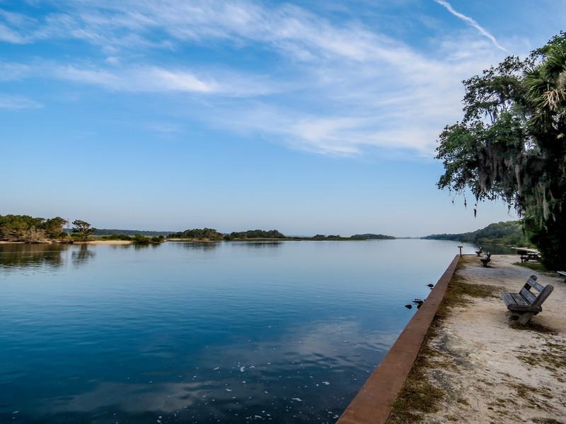Washington Oaks Garden's State Park, Marineland, FL