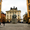 Saint George and the Dragon<br /> Gamla Stan <br /> Stockholm