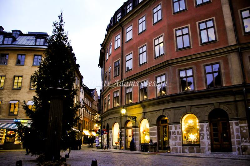 Gamla Stan (Old City) <br /> Stockholm