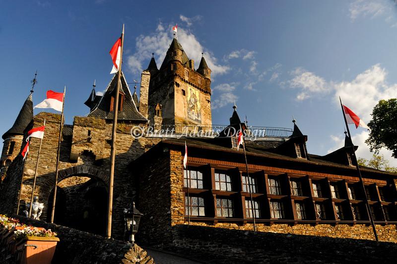 Reichsburg Cochem<br /> Cochem, Germany