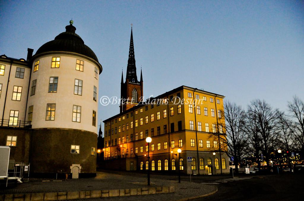 Stenbock Palaces<br /> Stockholm