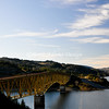 Lake Sonoma Bridge. Geyserville, CA