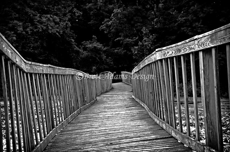 Crooked Bridge. Colonie, NY