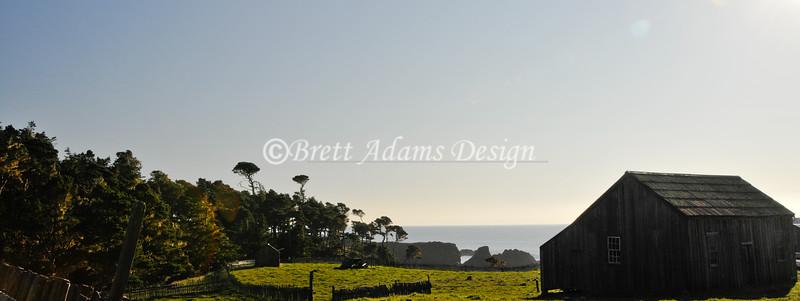Stewarts Point Farm<br /> Pacific Coast Highway 1, California