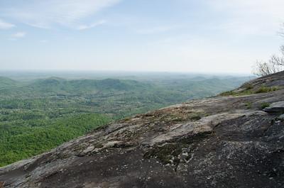 Pinnacle Mountain Trail; Pickens, SC