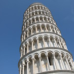 Leaning Tower of Pisa; Pisa, Italy