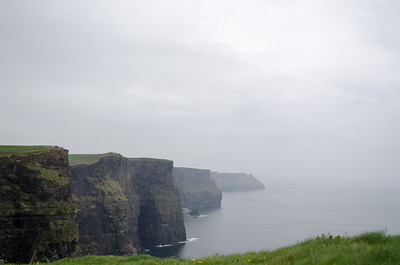 Cliffs of Moher; County Clare, Ireland