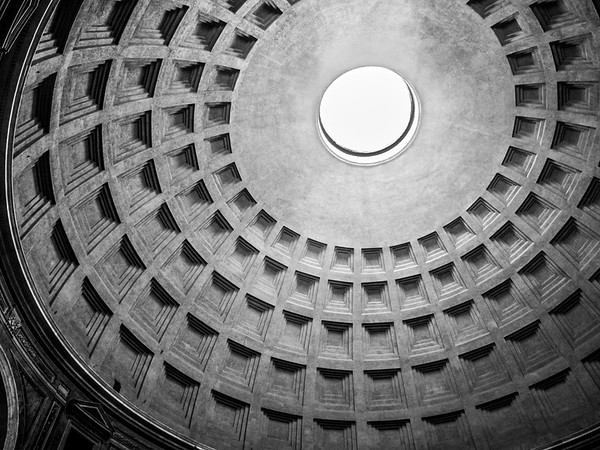 Pantheon; Rome, Italy