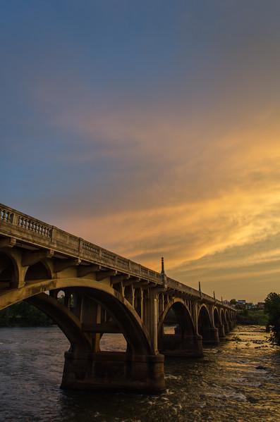 Gervais Street Bridge, Columbia, SC