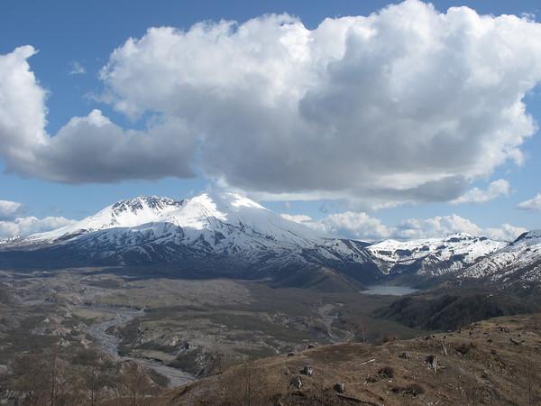 Mount St. Helens National Volcanic Monument; Skamania County, Washington