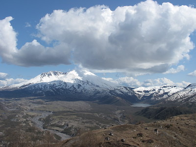 Mount St. Helens National Volcanic Monument; Skamania County, Washington