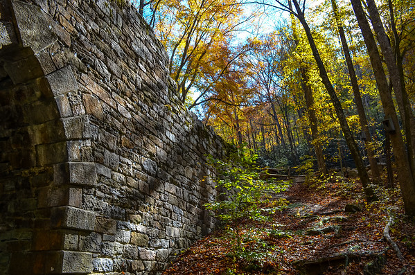 Poinsett Bridge; Landrum, SC