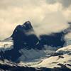 <p>Cloudy. Glacier Bay National Park, Alaska, USA</p>