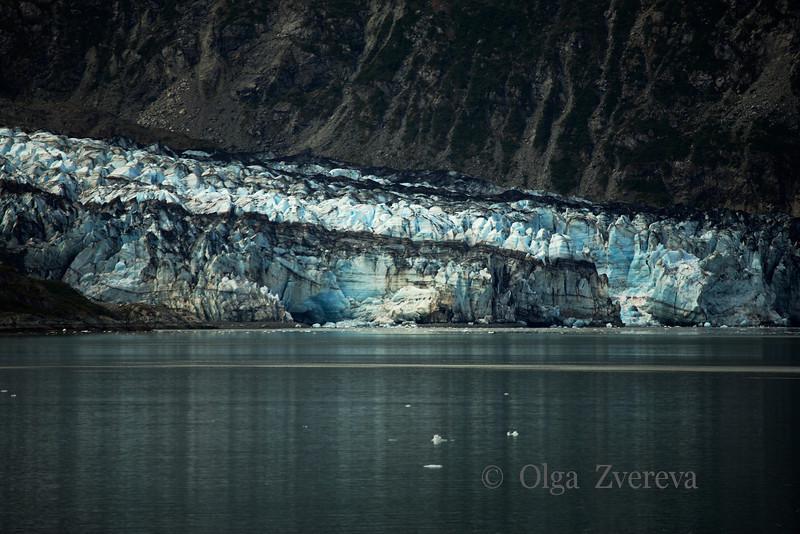 <p>Lamplugh Glacier, Glacier Bay National Park, Alaska, USA</p>