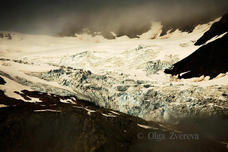 <p>Glacier at Glacier Bay National Park, Alaska, USA</p>