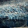 <p>Cylindrical Ice Pinnacles at Lamplugh Glacier, Glacier Bay National Park, Alaska, USA</p>