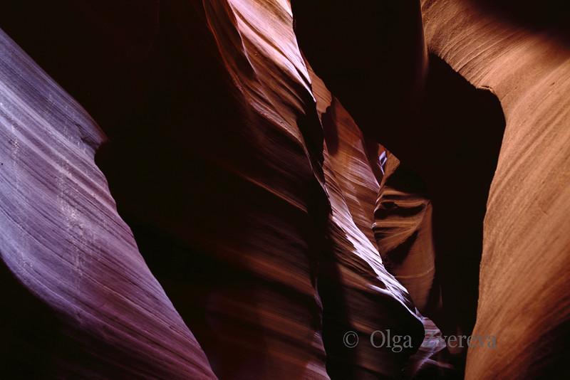 <p>Upper Antelope Canyon, Page, Arizona, USA</p>