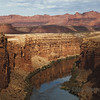 <p>Colorado River from Navajo Bridge, Arizona, USA</p>
