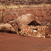 <p>Rock house near the Vermillion Cliffs on 89A  Arizona, USA</p>