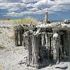 "<p>Tufa at Mono Lake Tufa State Reserve, California, USA</p> <p>Mono Lake Tufa State Reserve was established to preserve the spectacular ""tufa towers,"" calcium-carbonate spires and knobs.</p>"
