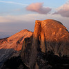 <p>Sunset over Half Dome, Yosemite National Park, California, USA</p>