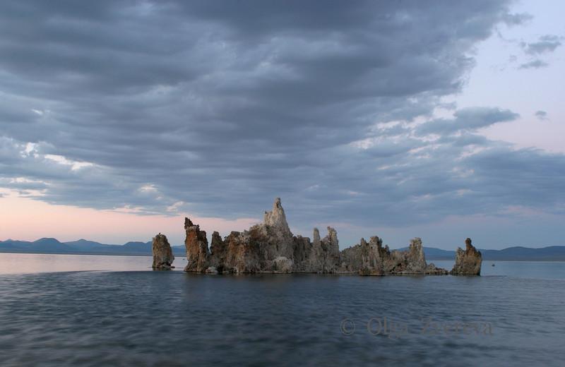 <p>Tufa at Mono Lake Tufa State Reserve, California, USA</p>