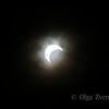 <p>5/20/2012 6:02pm</p>  <p>Annular sun eclipse.Taken at Redding, California.</p>