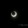 <p>5/20/2012 6:28pm</p>  <p>Annular sun eclipse.Taken at Redding, California.</p>