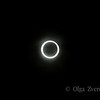 <p>5/20/2012 6:25pm</p>  <p>Annular sun eclipse.Taken at Redding, California.</p>