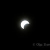 <p>5/20/2012 5:53pm</p>  <p>Annular sun eclipse.Taken at Redding, California.</p>