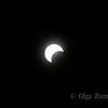 <p>5/20/2012 5:53pm</p>  <p>Annular sun eclipse.Taken at Redding, California.</p>