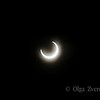 <p>5/20/2012 6:30pm</p>  <p>Annular sun eclipse.Taken at Redding, California.</p>