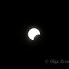 <p>5/20/2012 5:36pm</p>  <p>Annular sun eclipse.Taken at Redding, California.</p>