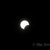 <p>5/20/2012 5:36pm</p>  <p>Annular sun eclipse.Taken at Redding, California.</p>
