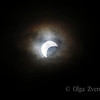 <p>5/20/2012 5:57pm</p>  <p>Annular sun eclipse.Taken at Redding, California.</p>