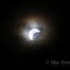 <p>5/20/2012 5:57pm</p>  <p>Annular sun eclipse.Taken at Redding, California.</p>