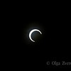 <p>5/20/2012 6:21pm</p>  <p>Annular sun eclipse.Taken at Redding, California.</p>