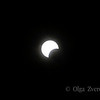 <p>5/20/2012 5:41pm</p>  <p>Annular sun eclipse.Taken at Redding, California.</p>