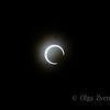 <p>5/20/2012 6:23pm</p>  <p>Annular sun eclipse.Taken at Redding, California.</p>