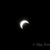 <p>5/20/2012 6:08pm</p>  <p>Annular sun eclipse.Taken at Redding, California.</p>