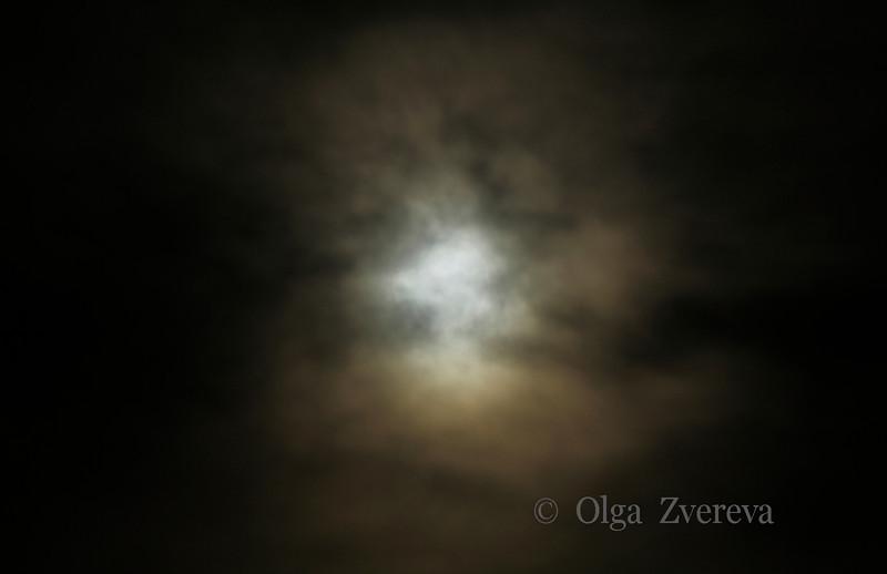 <p>5/20/2012 7:19pm</p>  <p>Annular sun eclipse.Taken at Redding, California.</p>